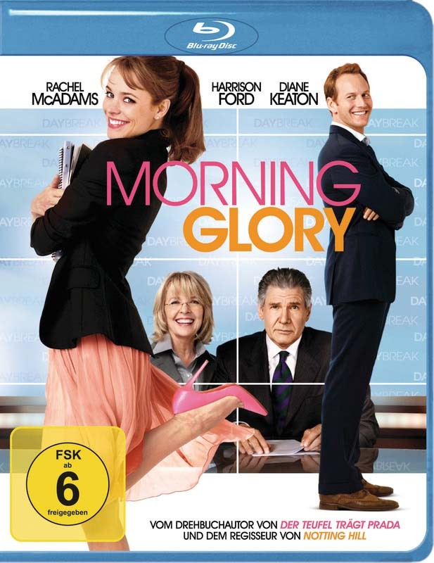 Blu-ray Film Morning Glory (Paramount) im Test, Bild 1