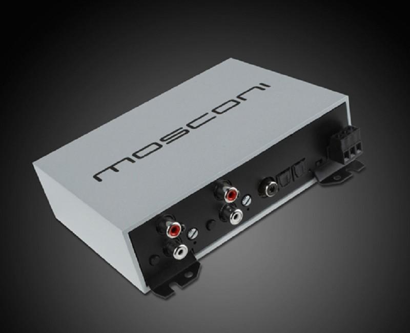 Soundprozessoren Mosconi GLADEN DSP 4to6 im Test, Bild 1