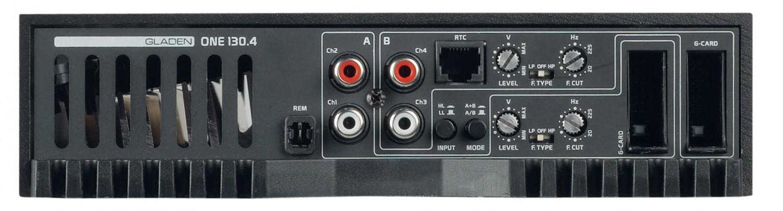 Car-HiFi Endstufe 4-Kanal Mosconi Gladen ONE 130.4 im Test, Bild 29
