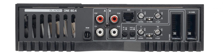 Car-HiFi Endstufe 4-Kanal Mosconi Gladen ONE 80.4 im Test, Bild 24
