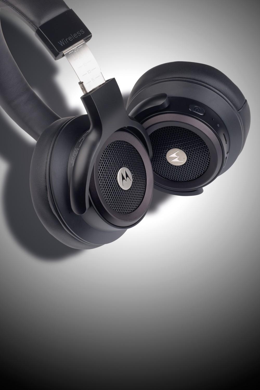 Kopfhörer Noise Cancelling Motorola Escape 800 ANC im Test, Bild 1