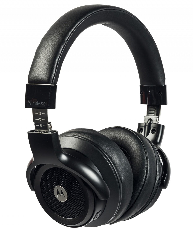 Kopfhörer Noise Cancelling Motorola Escape 800 ANC im Test, Bild 2