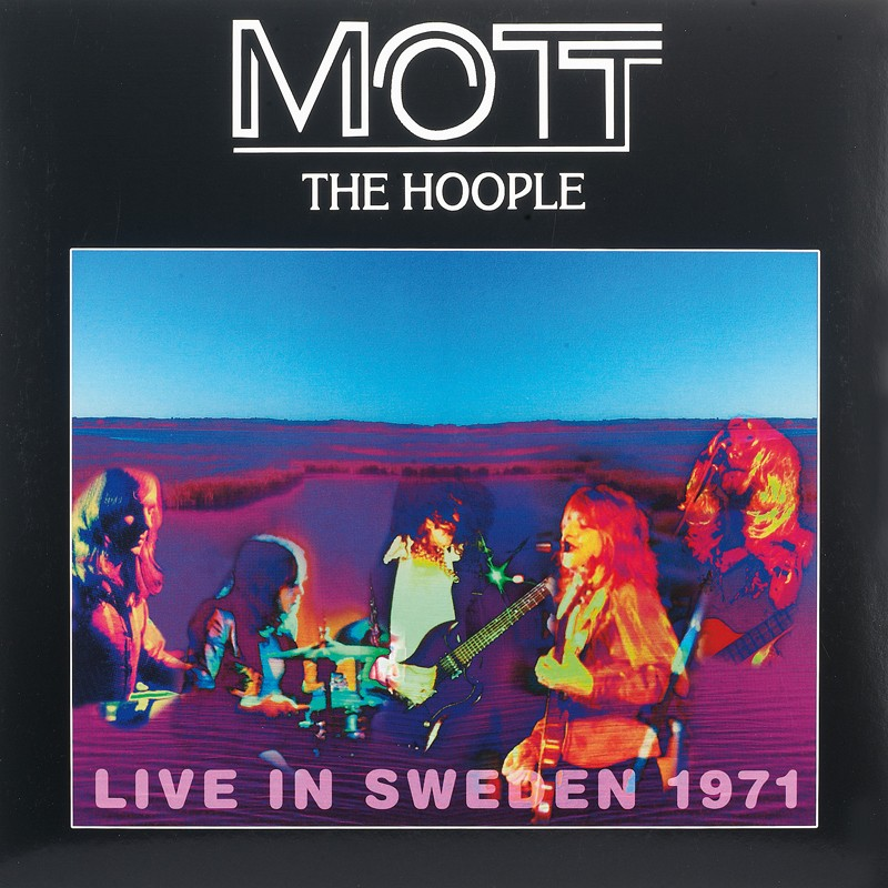 Schallplatte Mott The Hoople – Live in Sweden 1971 (Sireena) im Test, Bild 1