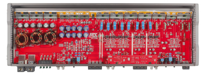 Car HiFi Endstufe Multikanal MTX Audio RFL5300 im Test, Bild 29
