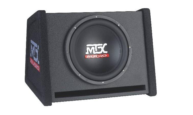 Car-Hifi Subwoofer Gehäuse MTX Audio RT12AV im Test, Bild 29