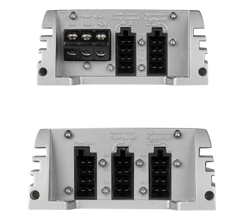 Car-HiFi Endstufe 4-Kanal MTX Audio RT30.4M, MTX Audio RT50.4M im Test , Bild 2