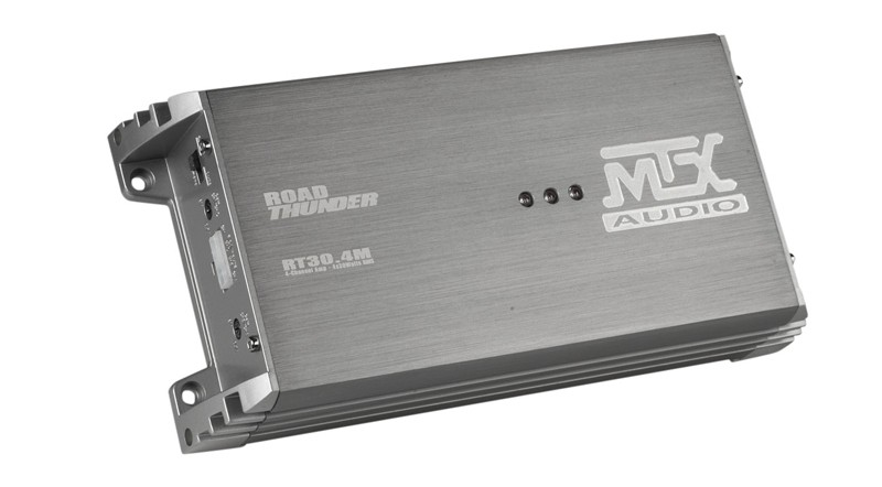 Car-HiFi Endstufe 4-Kanal MTX Audio RT50.4M im Test , Bild 7