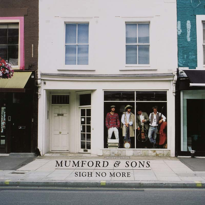 Schallplatte Mumford & Sons – Sigh no more (V 2 Records) im Test, Bild 1