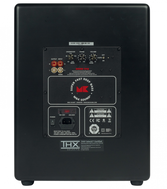 Lautsprecher Surround M&K Sound 750-Series THX Select Set im Test, Bild 2