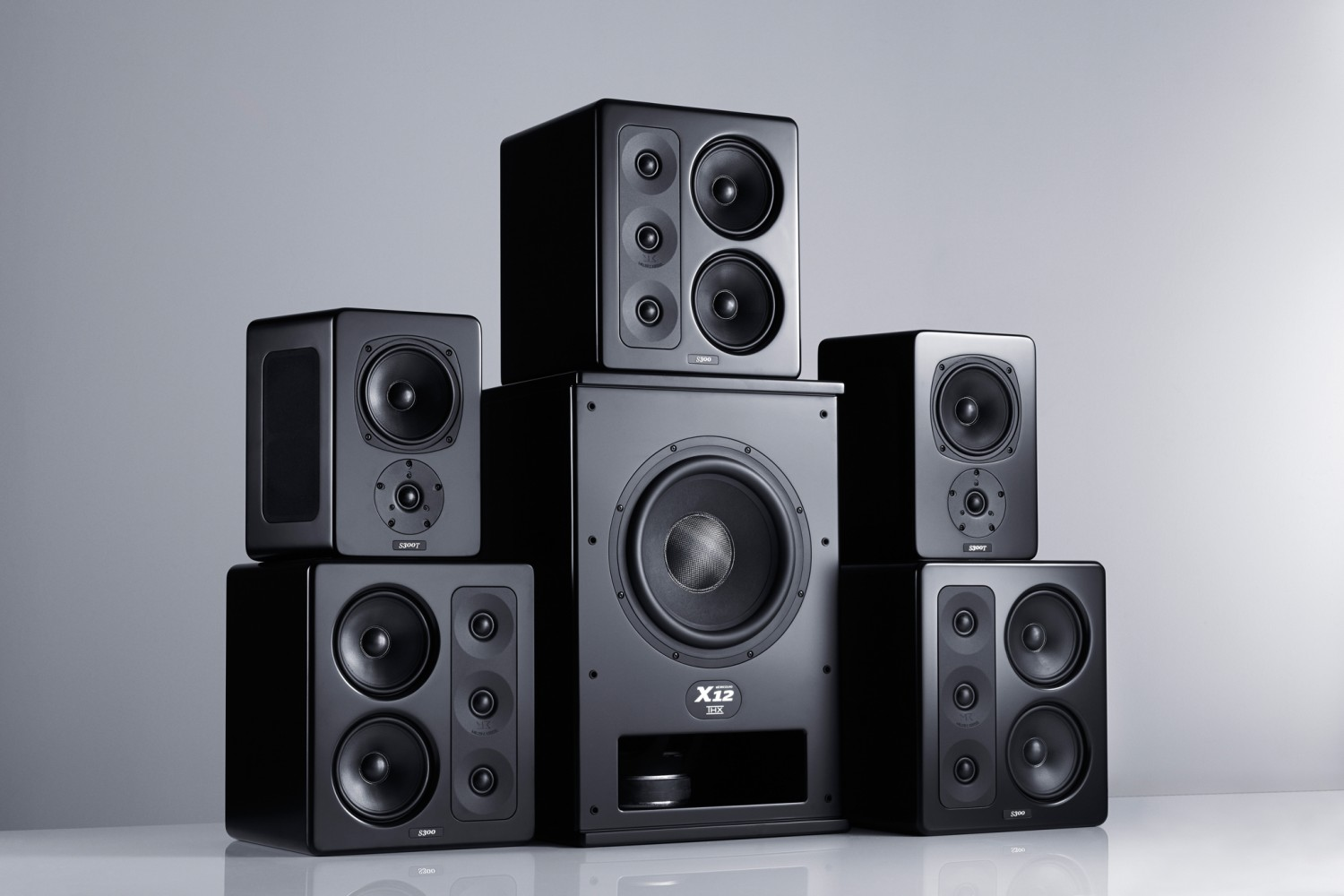 Lautsprecher Surround M&K Sound S300 THX Ultra 2 Set im Test, Bild 1