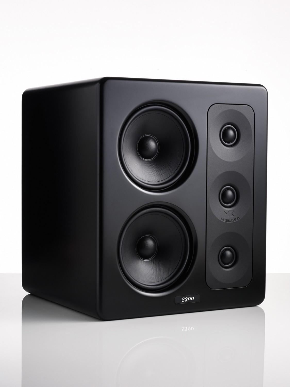 Lautsprecher Surround M&K Sound S300 THX Ultra 2 Set im Test, Bild 3