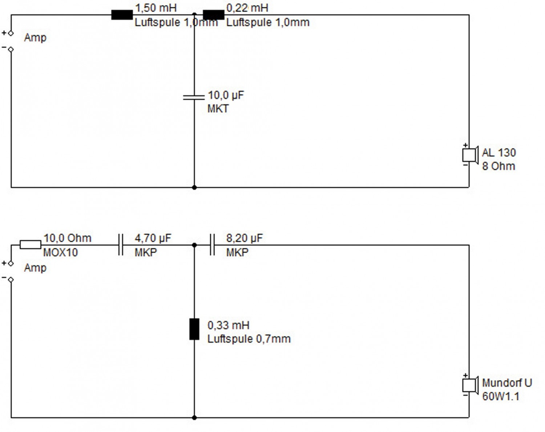 Selbstbauprojekt Mundorf K+T MuViStar M im Test, Bild 3