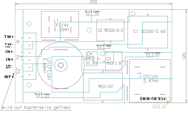 Lautsprecherbausätze Mundorf MA 30 Final Edition im Test, Bild 12