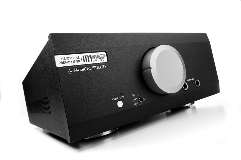Kopfhörerverstärker Musical Fidelity M1 HPAP im Test, Bild 1