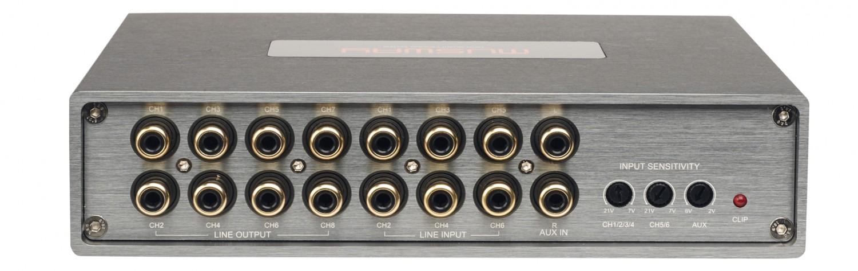 Soundprozessoren Musway DSP68 im Test, Bild 4