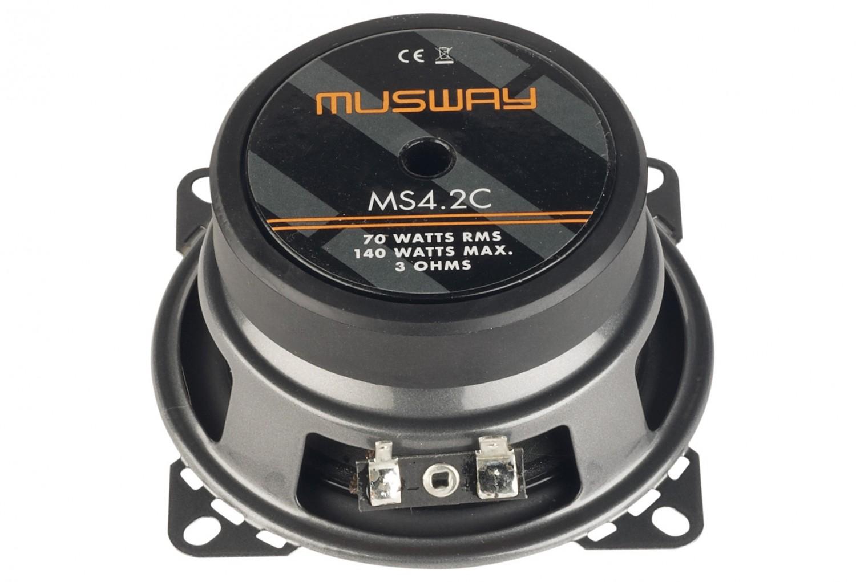 In-Car Lautsprecher Musway MS4.2C, Musway MS5.2 C im Test , Bild 2