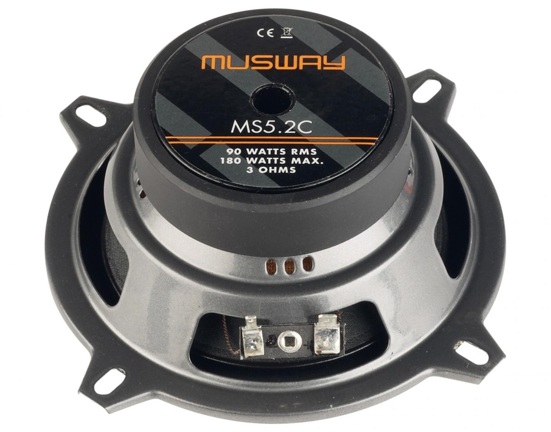 In-Car Lautsprecher Musway MS4.2C, Musway MS5.2 C im Test , Bild 3
