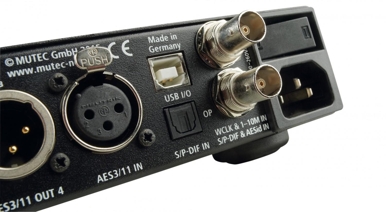 Zubehör HiFi Mutec MC-3+ Smartclock USB im Test, Bild 8