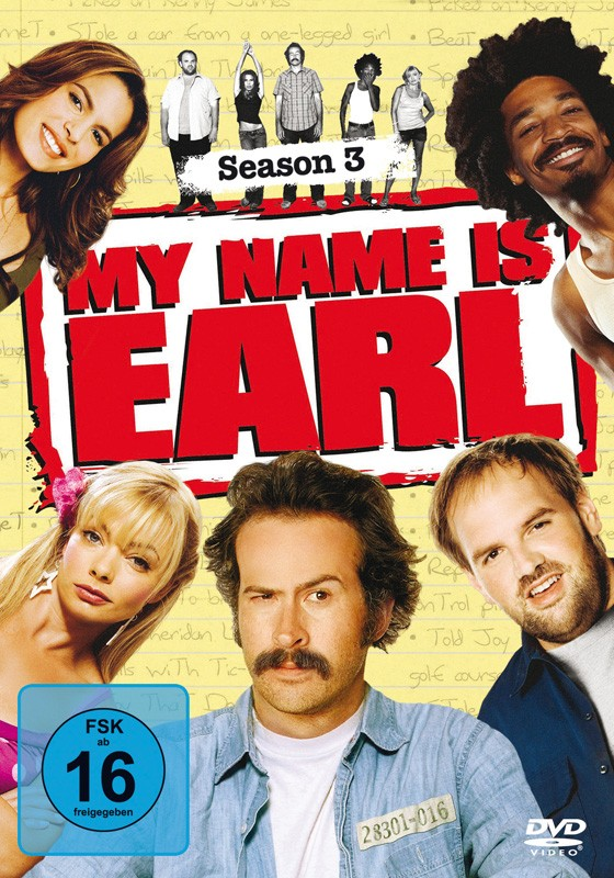 DVD Film My Name is Earl – Season 3 (Fox) im Test, Bild 1