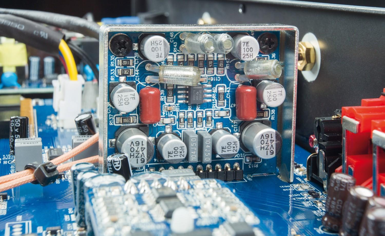 Vollverstärker NAD C 338 im Test, Bild 4