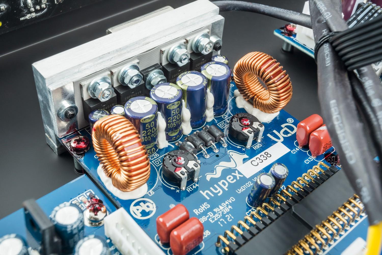 Vollverstärker NAD C 338 im Test, Bild 5