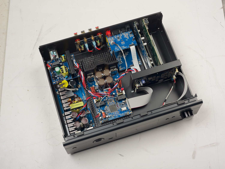 Vollverstärker NAD C 390DD2 im Test, Bild 7