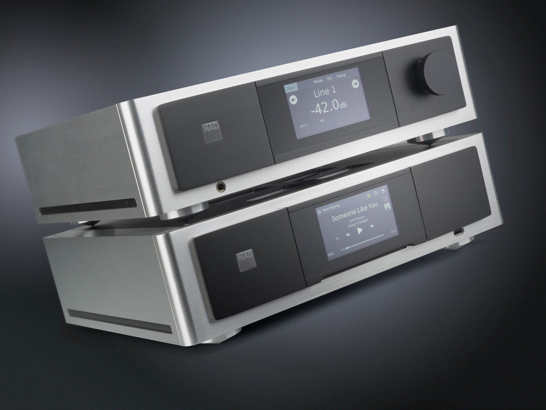 Musikserver NAD M50.2, NAD M32 im Test , Bild 1