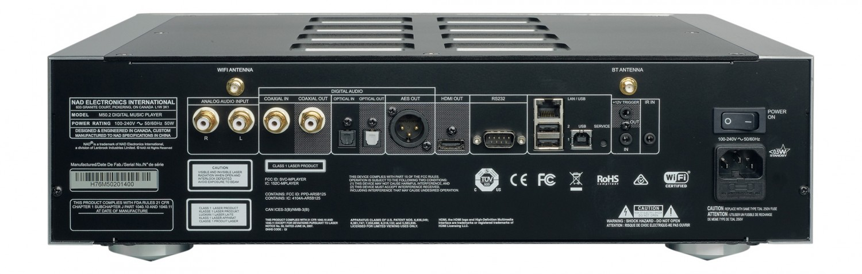 Musikserver NAD M50.2, NAD M32 im Test , Bild 6