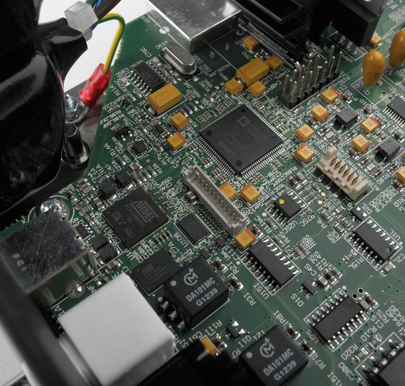 D/A-Wandler Naim DAC V1, Naim NAP 100 im Test , Bild 3