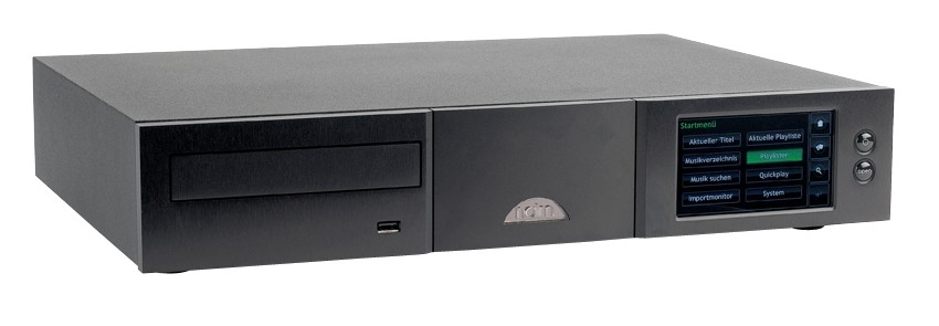 Festplattenplayer Naim HDX im Test, Bild 2