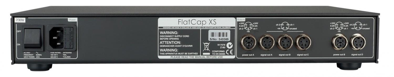 Kopfhörerverstärker Naim HeadLine mit NAPSC, Naim HeadLine mit FlatCap XS im Test , Bild 3