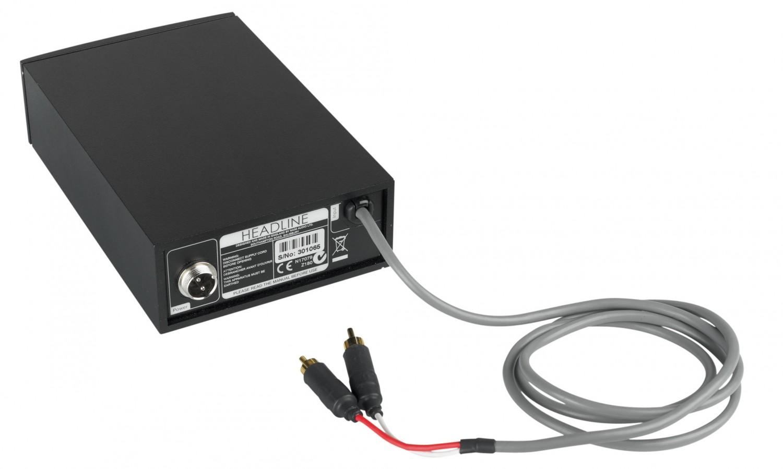 Kopfhörerverstärker Naim HeadLine mit NAPSC, Naim HeadLine mit FlatCap XS im Test , Bild 4