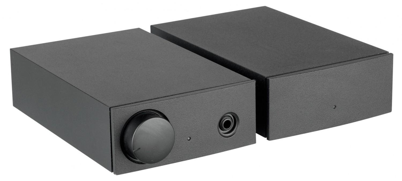 Kopfhörerverstärker Naim HeadLine mit NAPSC, Naim HeadLine mit FlatCap XS im Test , Bild 5
