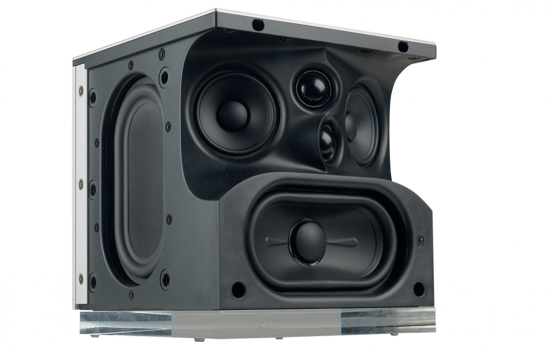 Wireless Music System Naim Mu-so Qb im Test, Bild 3