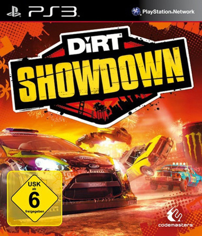 Games Playstation 3 Namco Bandai Dirt Showdown im Test, Bild 1