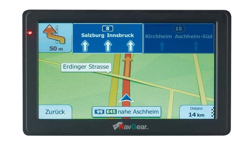 Portable Navigationssysteme Navgear GTX-60-DVB-T im Test, Bild 1