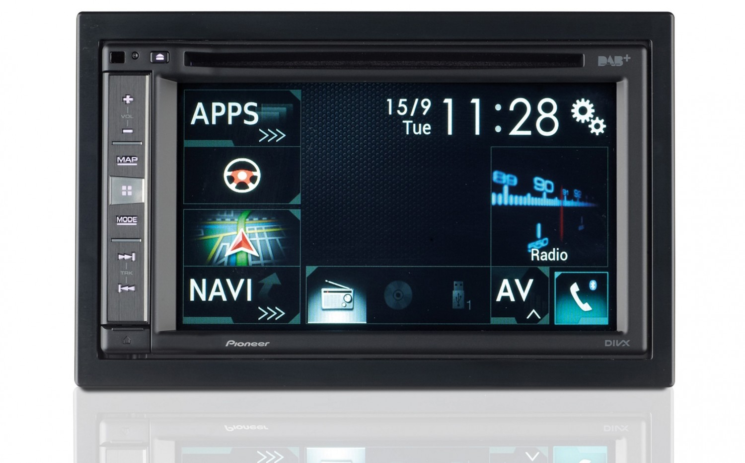 Test Naviceiver - Pioneer AVIC-F100DAB Camper - sehr gut - Seite 10