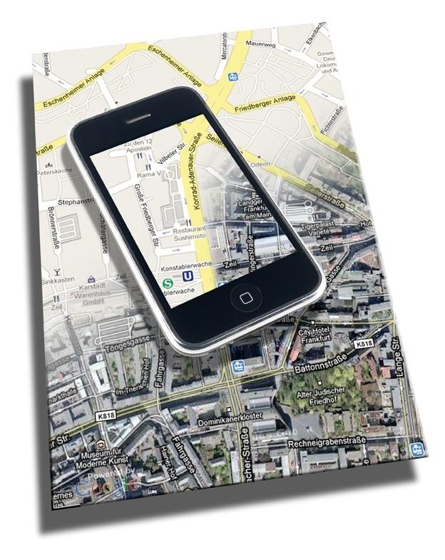 Handynavigation: Navigation mit dem iPhone, Bild 1