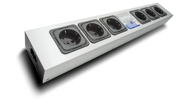 Netzleisten IsoTek Polaris + EVO3 Premiere im Test, Bild 1