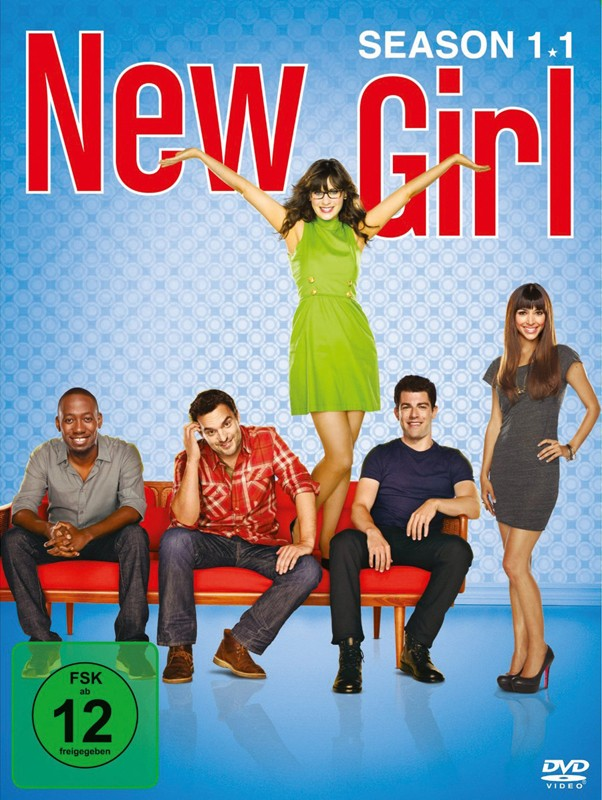 DVD Film New Girl – Season 1.1 (Fox) im Test, Bild 1