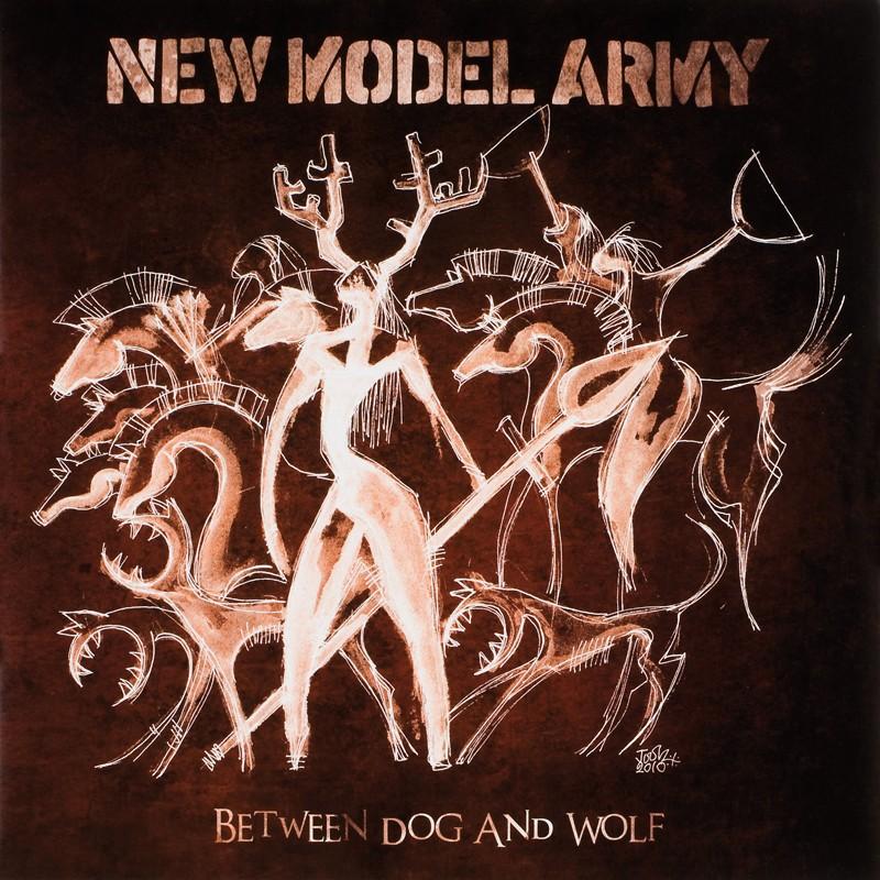 Schallplatte New Model Army – Between Dog and Wolf (earMUSIC) im Test, Bild 1