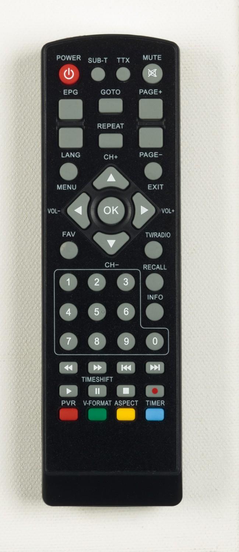 Sat Receiver mit Festplatte Newline HD 22-C im Test, Bild 3