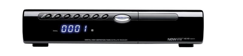 HDTV-Settop-Box Newline HD49 Twin Cl+ im Test, Bild 1