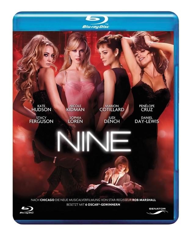 Blu-ray Film Nine (Senator) im Test, Bild 1