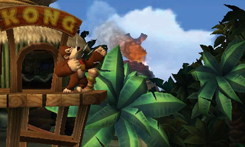 Games Nintendo 3DS Nintendo Donkey Kong: Country Returns 3D im Test, Bild 2
