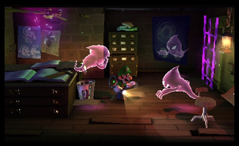 Games Nintendo 3DS Nintendo Luigi's Mansion 2 im Test, Bild 2