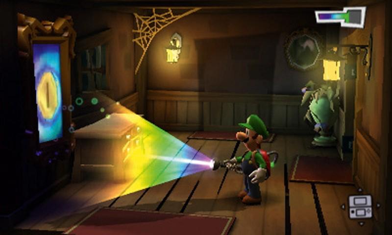 Games Nintendo 3DS Nintendo Luigi's Mansion 2 im Test, Bild 3