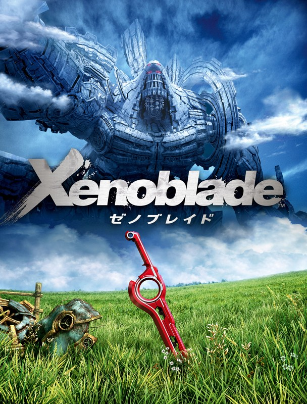 Games Wii Nintendo Xenoblade Chronicles im Test, Bild 1