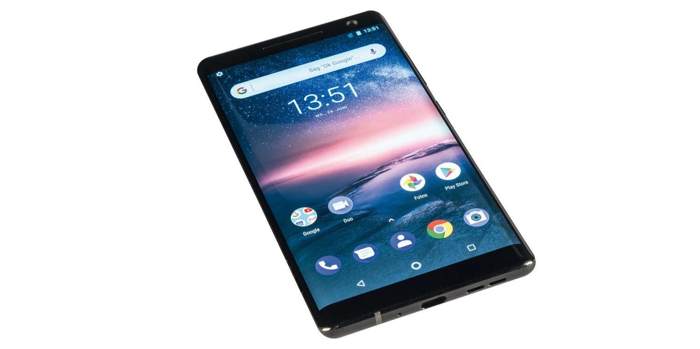 Smartphones Nokia 8 Sirocco im Test, Bild 10