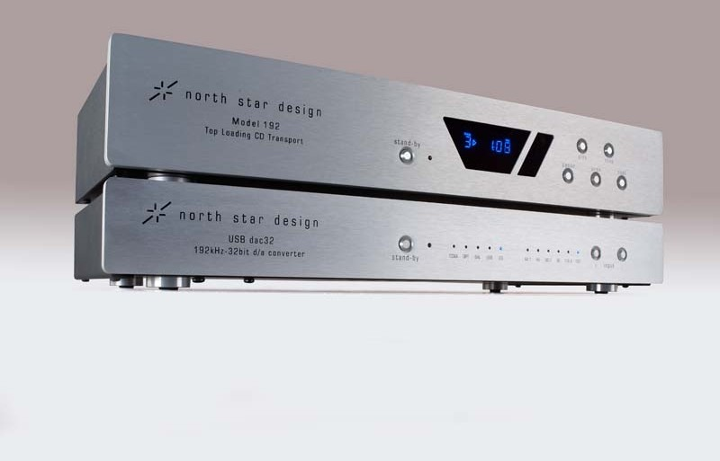 CD-Player North Star Design CD-Transport Model 192 MK II, North Star Design USB dac32 im Test , Bild 1